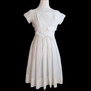 Vintage Algo dress